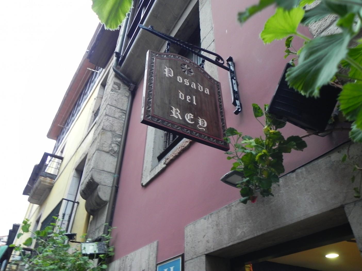 Fachada Calle la Posada del Rey