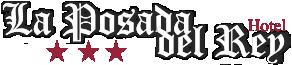 Logo Blanco La posada dR